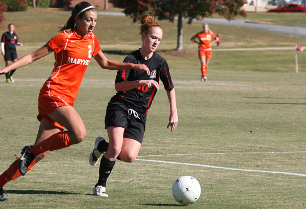 Women's Soccer: Sims earns USA South all-conference honors