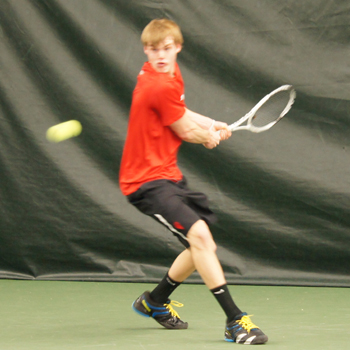 Foresters Split Matches at Grinnell College