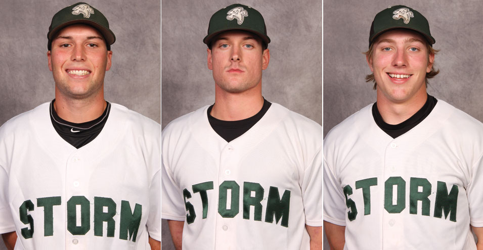 Storm Baseball Names Captains for 2016 Season