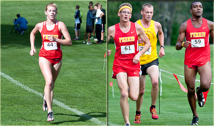 Bulldog Cross Country Runs In The Spartan Invitational