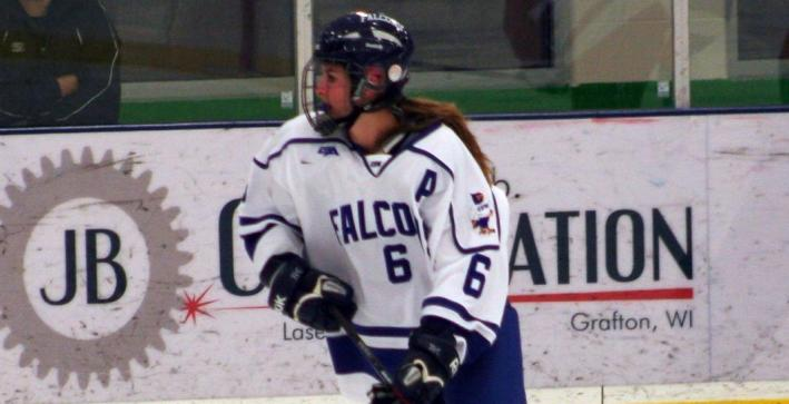 St. Scholastica cruises past Women's Hockey in NCHA matchup