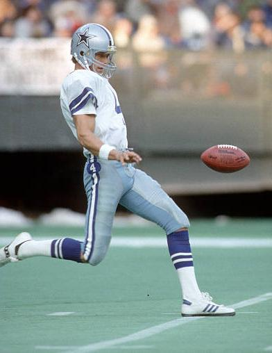 Former NFL punter Mike Saxon is one of 10 new inductees to the PCC Sports Hall of Fame.