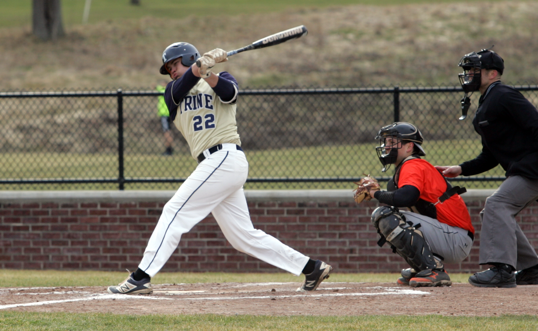 Trine Baseball Defeated By Saint Vincent