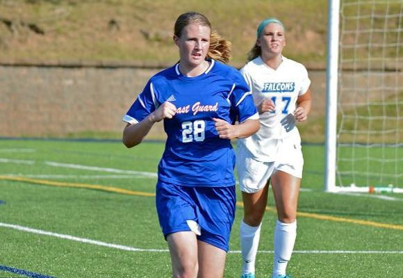 Women's soccer cruises past Mitchell 5-0
