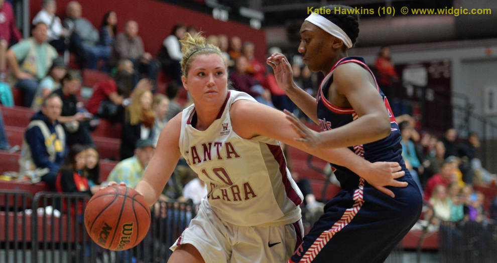 Women's Basketball Falls at Home to Pacific in First Meeting as WCC Foes