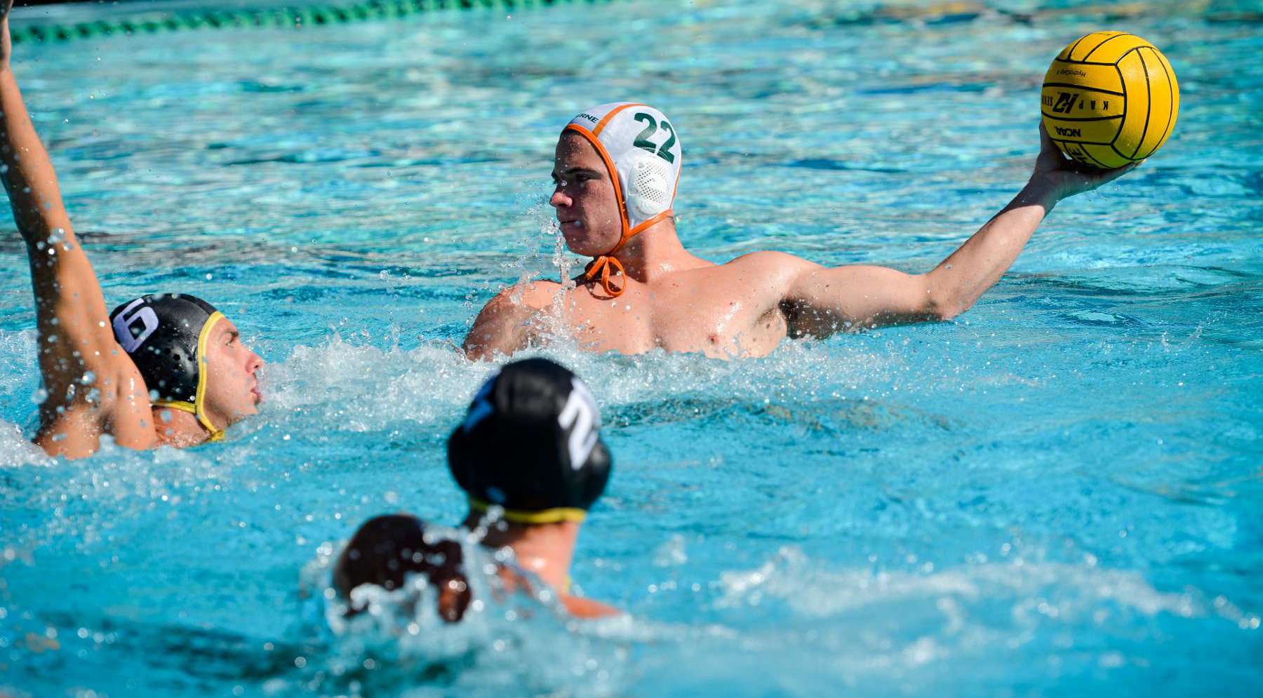 Men's Water Polo falls to Cal Lutheran, heads to seventh-place match