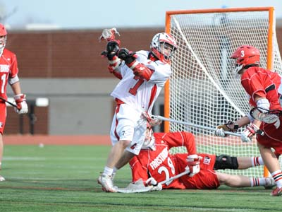 Ardolino's overtime goal lifts CUA to dramatic win over Bobcats
