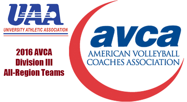 Eight UAA Players Earn AVCA All-Region Honors