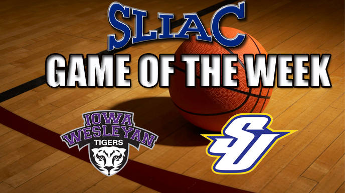 SLIAC Game of the Week: Iowa Wesleyan at Spalding