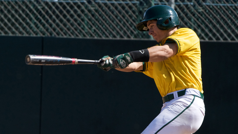 BASEBALL WIN STREAK REACHES 10 GAMES WITH 8-1 VICTORY OVER SEATTLE U