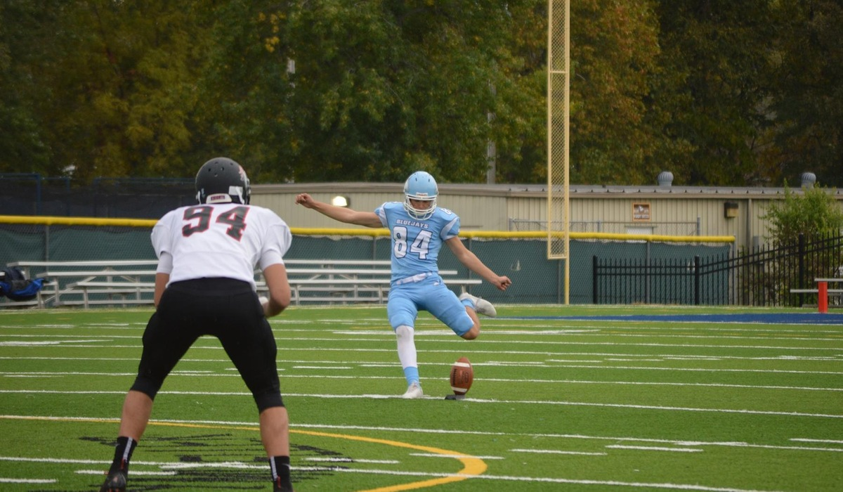 Westminster Football Kicks Their Way Past Minnesota-Morris