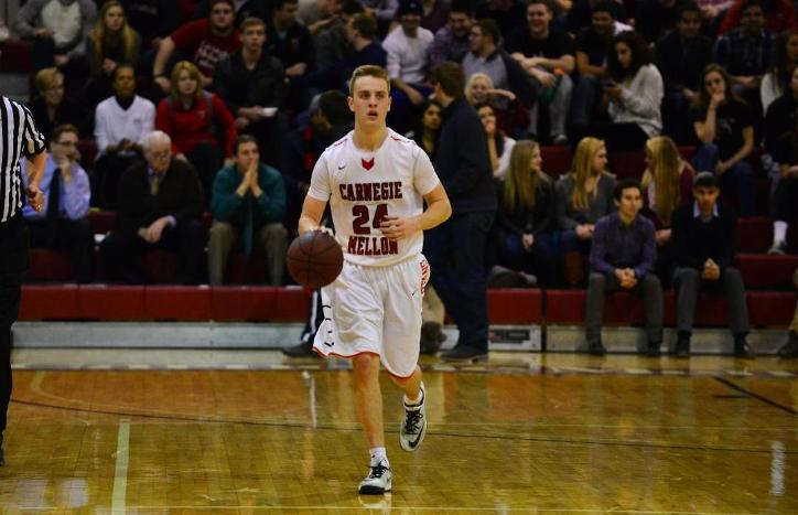 Men's Basketball Secures Winning Season With 64-55 Victory Over Rochester