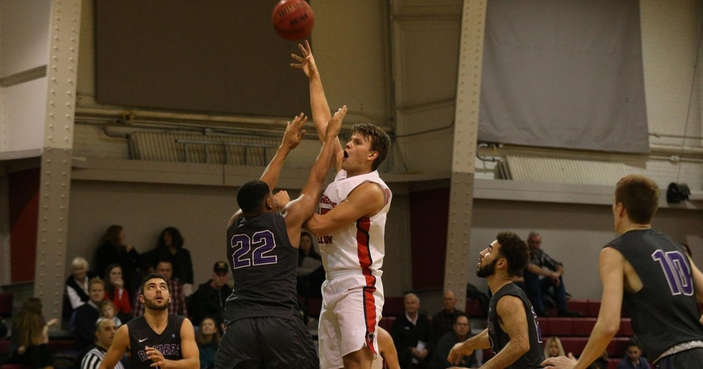 Long Range Shooting Advances Tartans to Championship Game of DoubleTree Invitational