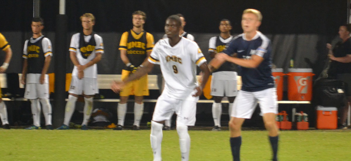 Pulliam Records Three Points, Morales Scores Late as UMBC Downs Monmouth 3-2