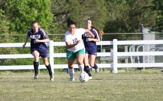 West Stanly Captain Cruz-Rangel Joins Women's Soccer