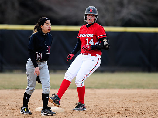 Softball picks up 2 more wins in Florida
