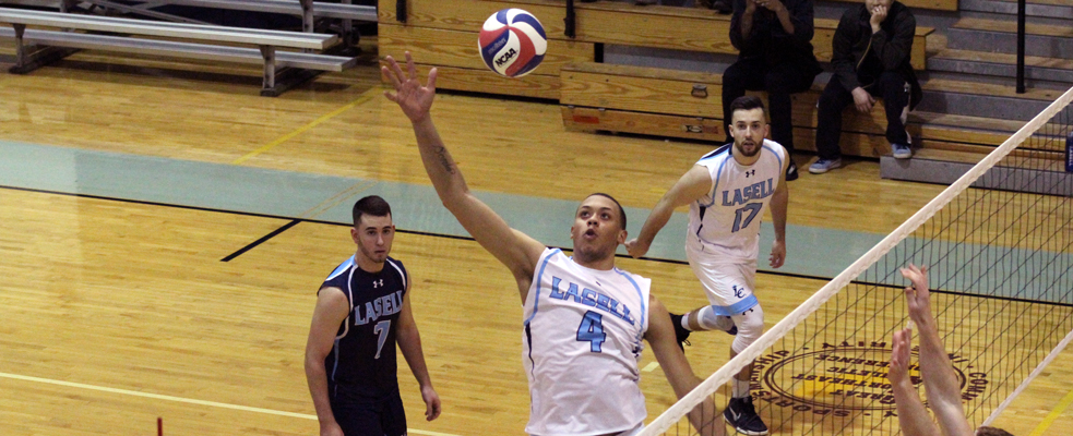 No. 15 Men's Volleyball Knocks off JWU 3-1