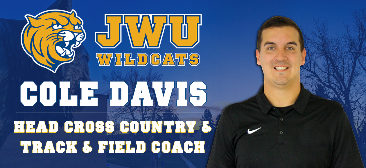 Cole Davis hired as head track and field/cross country coach