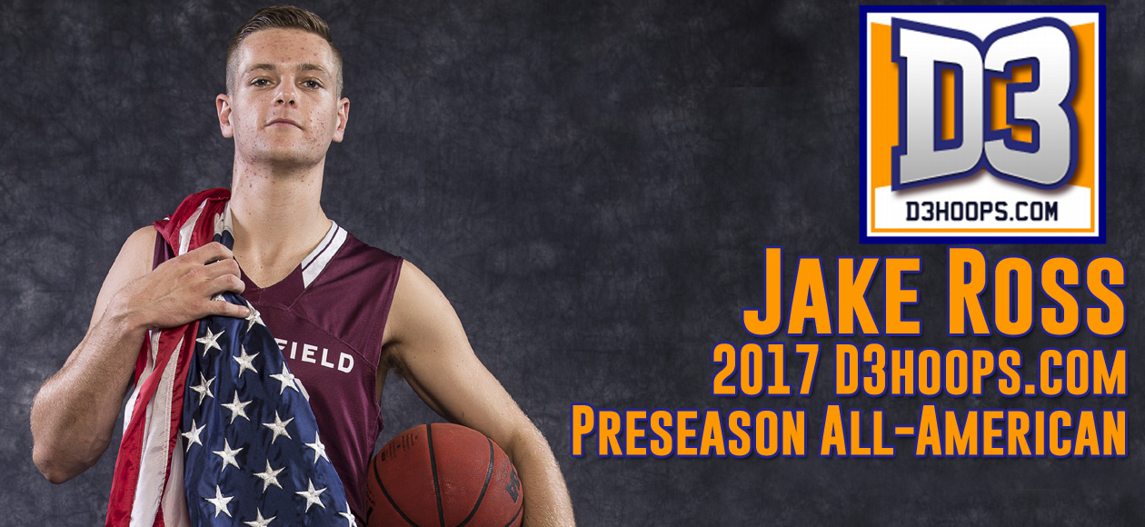 Ross Earns D3hoops.com Preseason All-America Recognition