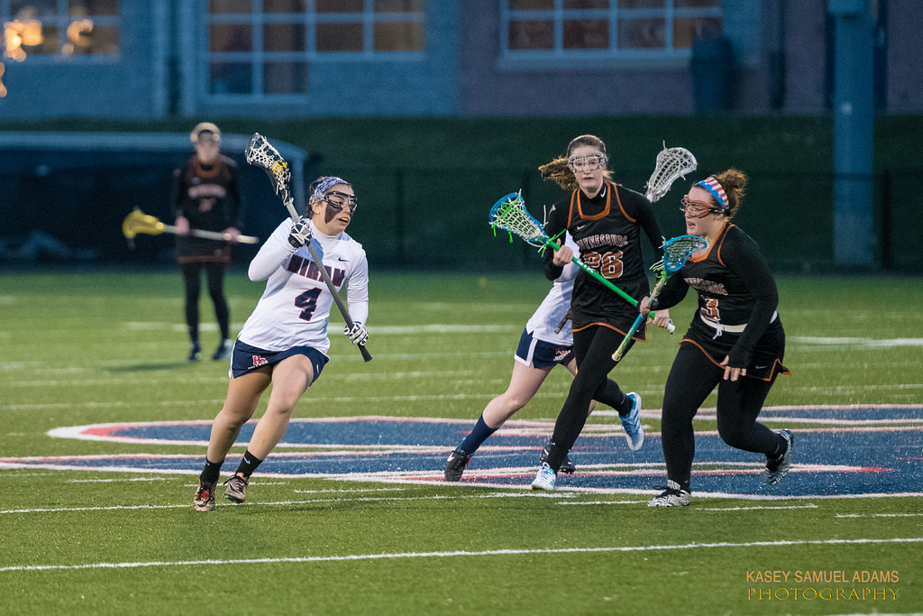 Women's Lacrosse Stumbles Against Thiel