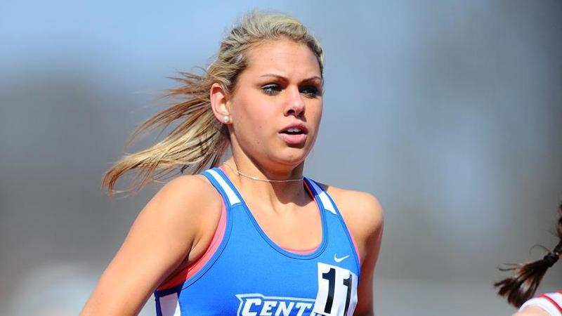 Women's T&F Second at CCSU's Inaugural Track Meet