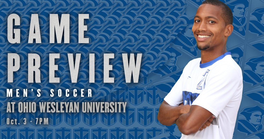 Men's Soccer Takes on OWU Today