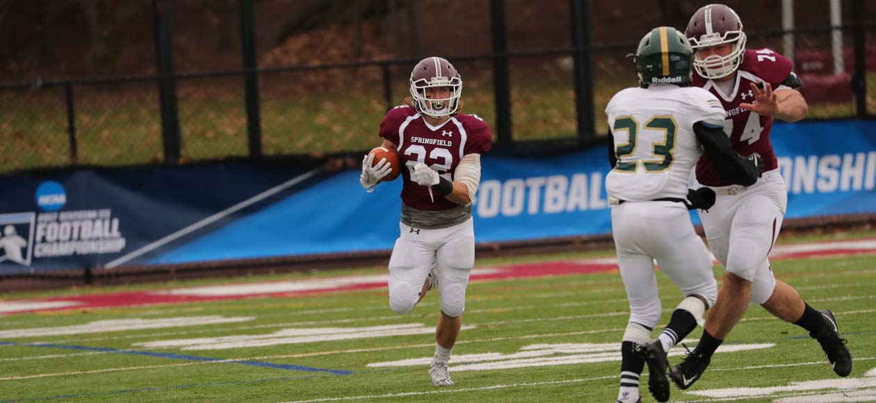 Husson Clips No. 19/20 Football, 23-21, In NCAA Championship First Round