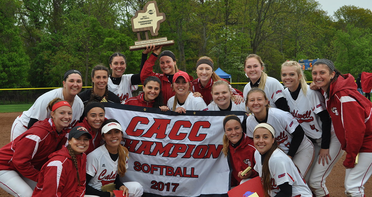 Caldwell Claims 2017 CACC Softball Championship with 12-3 Win over Philadelphia