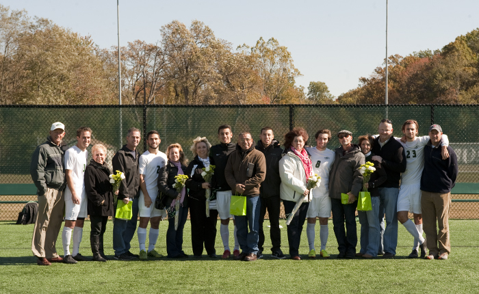 Hamilton, Panian Lead Mustangs in 3-2 Loss to Albright on Senior Day