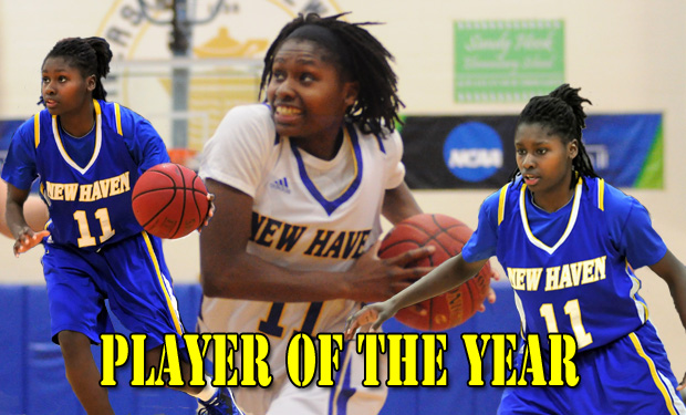 New Haven's Aquillin Hayes Earns NE-10 Player of the Year; Women's Basketball All-Conference Teams Announced