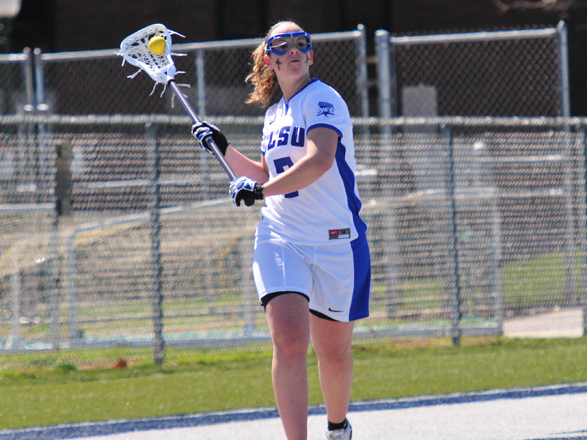 Blue Devils Run Out of Steam, Fall to Manhattan 10-6 at Home
