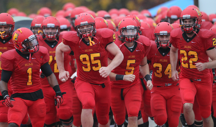 Ferris State Football Recruiting Class Tabbed As Perhaps Division II's Best
