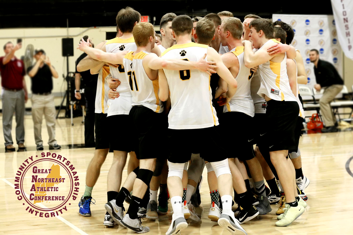 Men's Volleyball Picked to Repeat as GNAC Champions