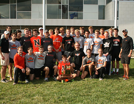 No. 19 Men's Cross Country wins second consecutive title in dominating fashion