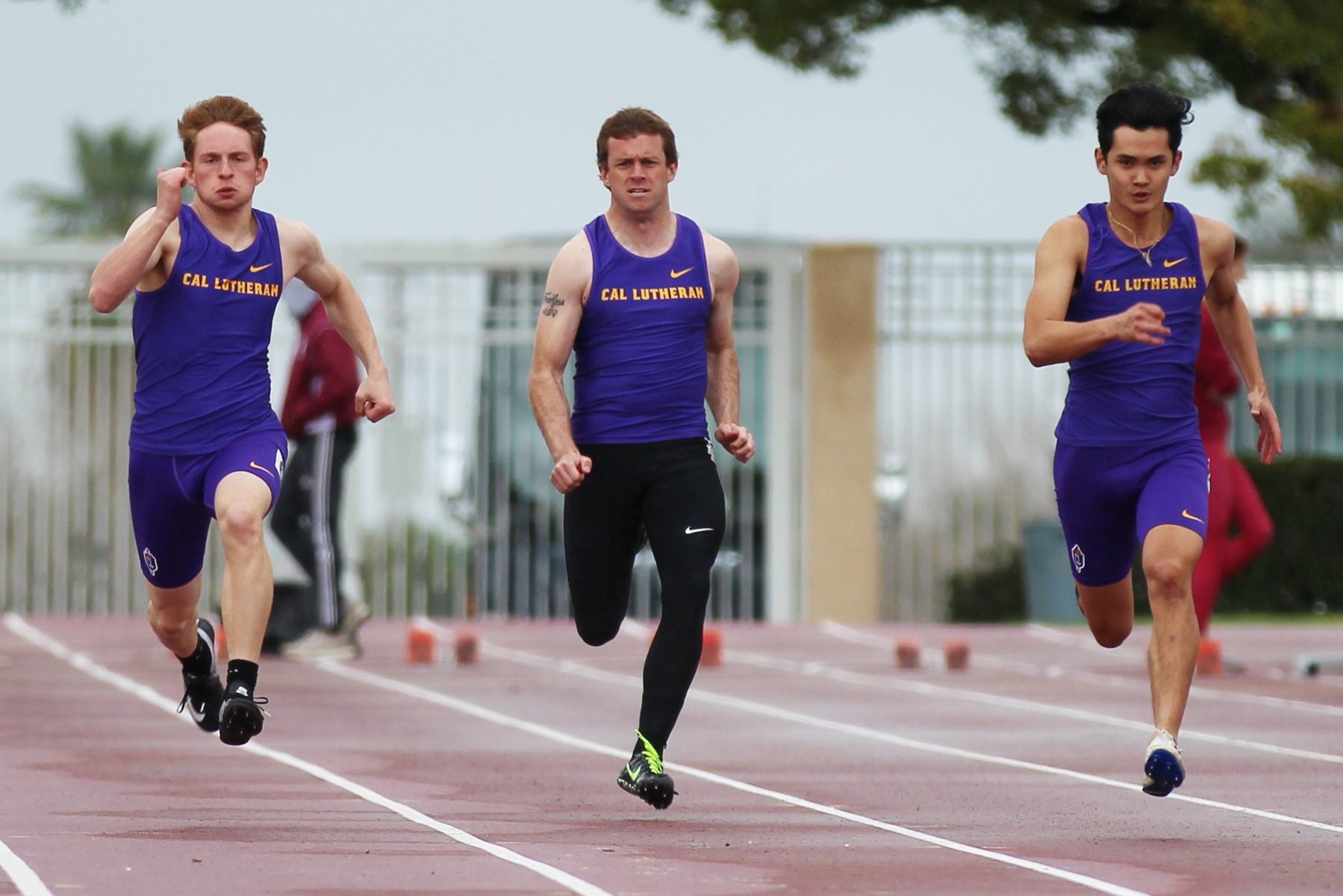 Cal Lutheran Trio Wraps Up Weekend at Jim Klein Combined Events