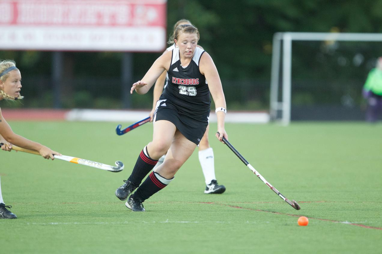 Hornet Field Hockey Clinches Regular-Season ODAC Title with 4-1 Win at Bridgewater