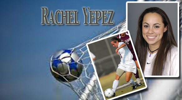 New head soccer coach Daniel Brizard adds Rachel Yepez to his staff as an assistant coach