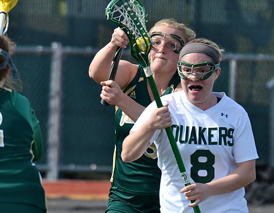 Defiance too much for @WCWLax