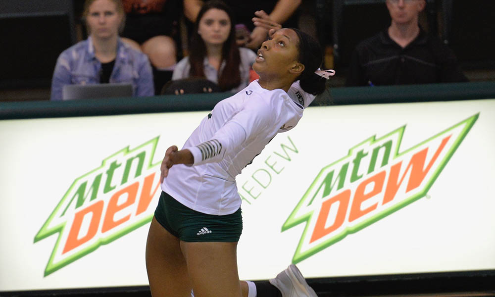 VOLLEYBALL DROPS 3-1 ROAD DECISION AT WEBER STATE