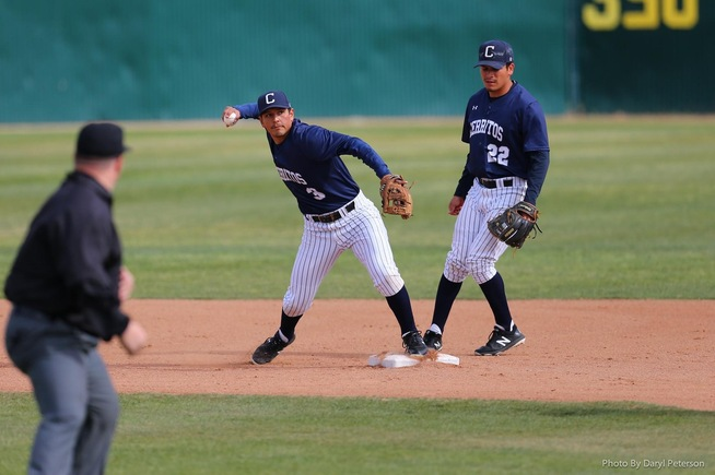 File Photo: Ramon Bramasco (3) had four hits in the Falcons 6-0 win over Rio Hondo