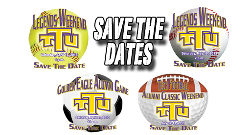 Save the dates: Alumni events planned for four Tech teams