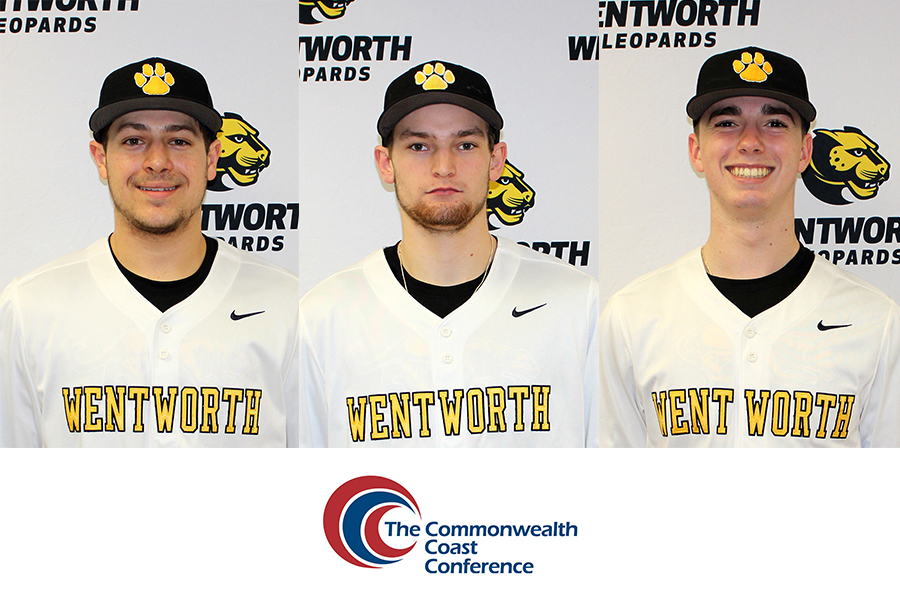 Weninger, Burst, Obin Earn All-CCC Honors