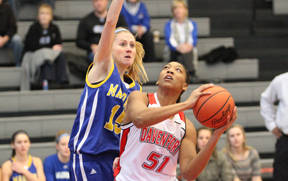 NAIA Division II Women's Basketball Coaches' Top 25 - No. 10
