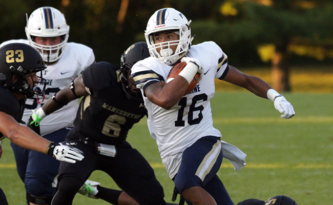 Trine Holds Off Second Half Rally to Increase Regular-Season Win Streak