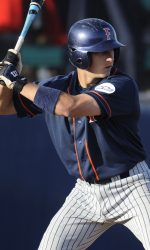 Titans Get Past Cal Poly, 12-9, For Series Win