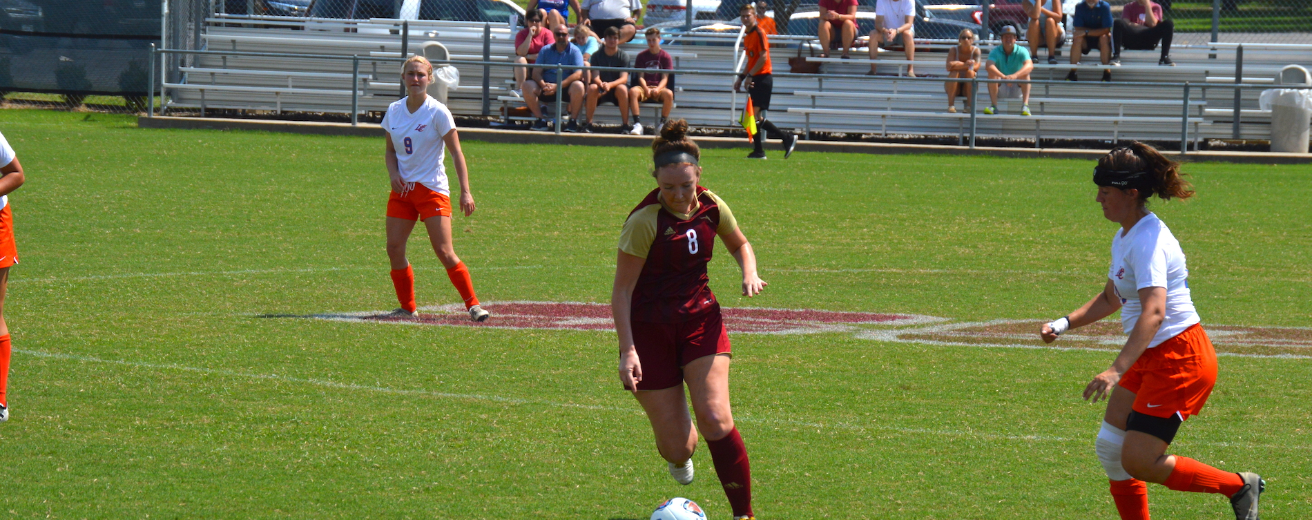 Women's Soccer Improves to 2-0