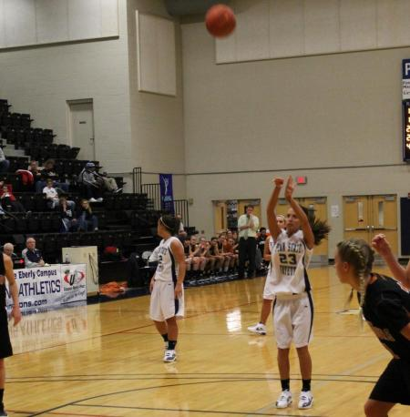 Lady Roaring Lions Win Second Straight