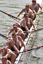 Men's Crew Wins Fifth Straight Varsity Eight Race at Sacramento State Dual