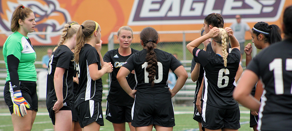Clippers Women's Soccer Drops CACC Match at Jefferson