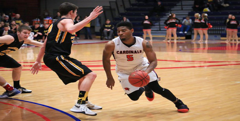 Huskies defeat Cardinals in GLIAC North contest